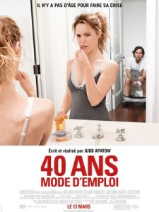 Affiche du film 40 ans mode d'emploi