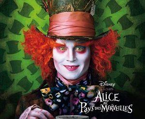 Affiche du film Alice au pays des merveilles de Burton
