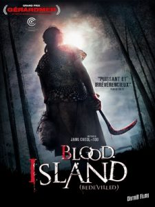 Affiche du film Blood island