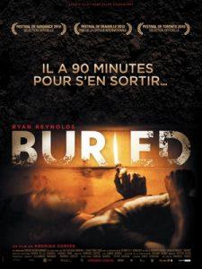Affiche du film Buried