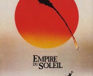 Affiche du film l'empire du Soleil