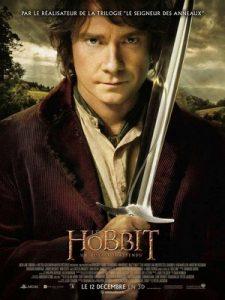 Affiche du film Le hobbit, un voyage inattendu