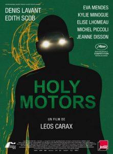Affiche du film Holy motors