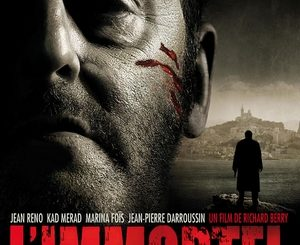 Affiche du film L'immortel