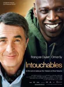 Affiche du film Intouchable