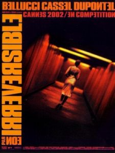 Affiche du film irréversible