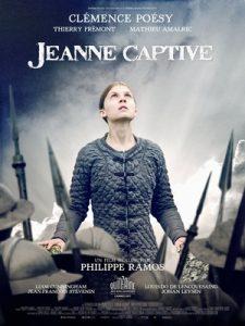 Affiche du film Jeanne captive