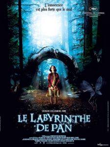 Affiche du film Le labyrinthe de Pan