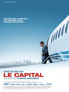 Affiche de Le capital (Costa Gavras)