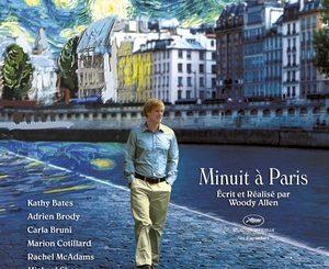 Affiche du film Minuit à Paris