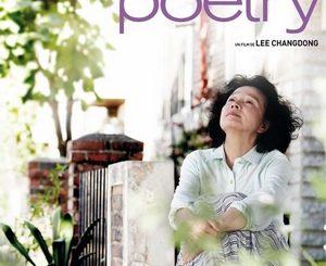 Affiche du film poetry