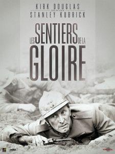 Affiche du film les sentiers de la gloire