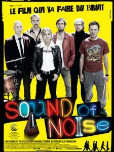 Affiche du film Sound of Noise