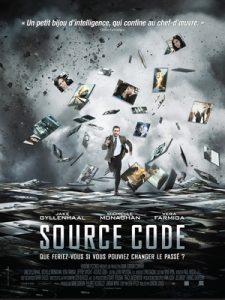 Affiche du film Source code