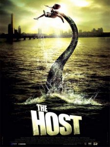 Affiche du film The host