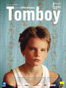 Affiche du film Tomboy