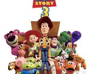Affiche de Toy story 3
