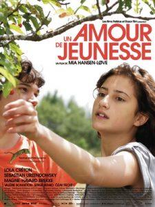 Affiche du film un amour de jenesse