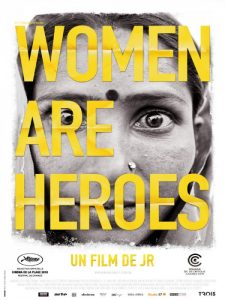 Affiche du film women are heroes